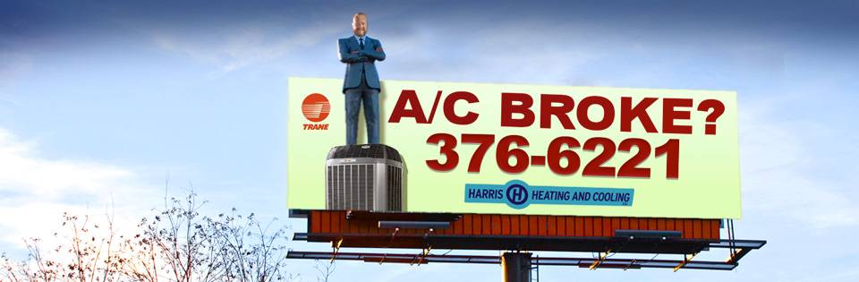 Harris Heating and Cooling - New Iberia, LA